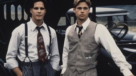 A River Runs Through It, starring Brad Pitt and Craig Sheffer, directed by Robert Redford, looks at