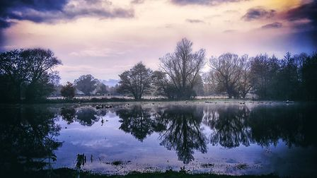 Waveney Reflections. Picture: KEVIN BRINKLEY