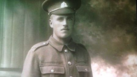 Private Sydney Fuller: The Suffolk Regiment soldier whose diaries provide a powerful testimony of th