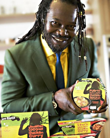 Mr Roots became a household name thanks to his popular range of culinary products. Picture: ARCHANT