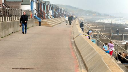 A man's body was found in the sea at Frinton this morning. (stock image) Picture: ANDREW PARTRIDGE