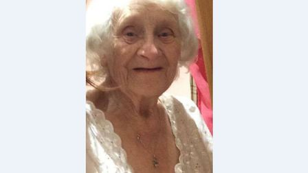 Joan Doye has been reported missing in Essex. Picture: ESSEX POLICE