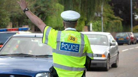 Police traffic safety checks. Stock image. Picture: ARCHANT