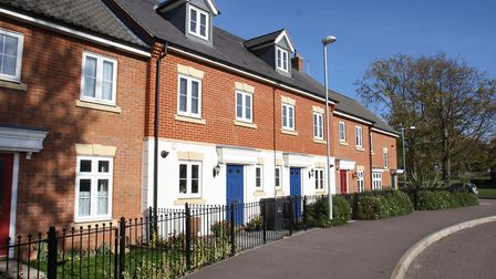 Britains property market will be in sharp focus this week