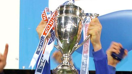 Ipswich Town will play Everton in the FA Youth Cup. Picture: Clifford Hicks
