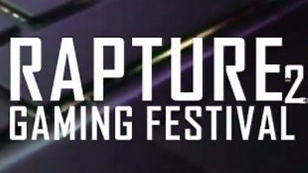 Rapture Gaming Festival is returning to Colchester this weekend. Picture: RAPTURE GAMING