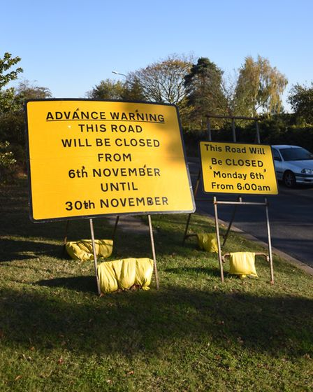 The closure is scheduled to happen in two phases, either side of Christmas. Picture: GREGG BROWN