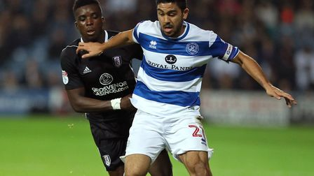 Former Ipswich loanee Massimo Luongo is now at Queens Park Rangers. Picture: PA