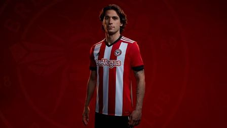 Brentford have fared well in our Championship kit rankings. Picture: Brentford FC Twitter