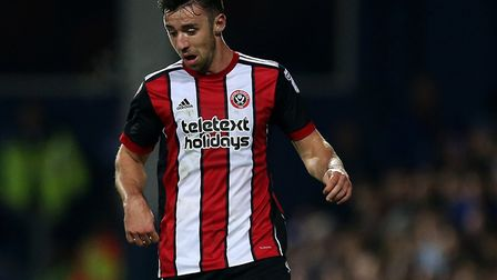 Sheffield United have a bold design for their return to the Championship. Picture: PA