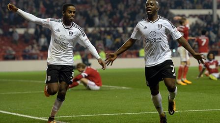 And at number one, it's Fulham's clean and classy white and black design. Picture: PA
