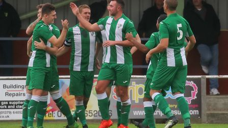 Whitton United are flying high in the league. Picture: GARY DONNISON