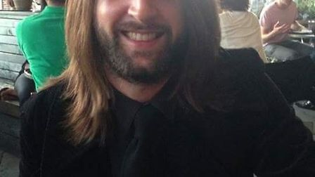 Nick Alexander, who was killed in a terrorist attack. Picture: CONTRIBUTED