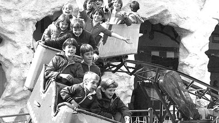 March 83, can you see yourself in this picture? Picture: ARCHANT