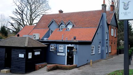 The Unruly Pig at Bromeswell has been listed in the top three for front of house in the 2018 Estrell