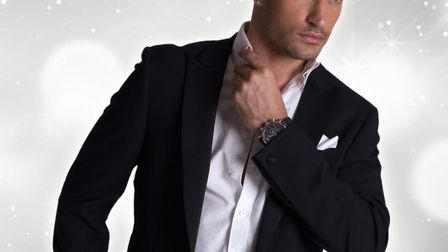 Strictly Come Dancing Star, Giovanni Pernice, is set to perform at the Spa Pavilion in Felixstowe. P