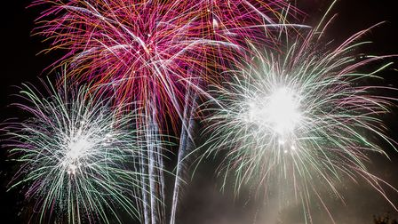 Can you get a picture as good as this of your fireworks? It is harder than it looks. Picture: MARK T