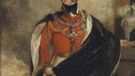 Frederick, Duke of York, son of George III - was he the grand old duke of the nursery rhyme? Picture