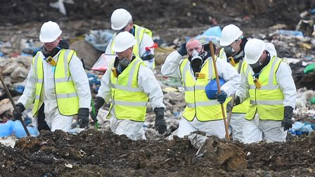 The report found the Milton Landfill site in Cambridgeshire is the most likely location to find Corr