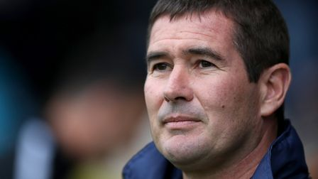 Nigel Clough is battling the odds to keep Burton Albion in the Championship again. Photo: PA