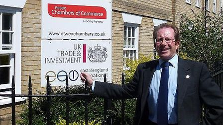 David Burch, Director of Policy, Essex Chambers of Commerce