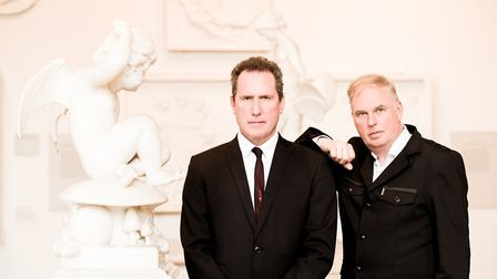 Andy McCluskey says OMD wouldnt get signed now because theres not enough profit in record companie