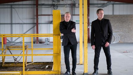 Andy McCluskey says they will play the hits and some of the best songs from the new album. Photo: Ma
