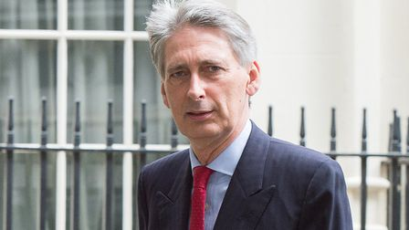 Philip Hammond, Chancellor of the Exchequer. Picture: Laura Lean/PA Wire