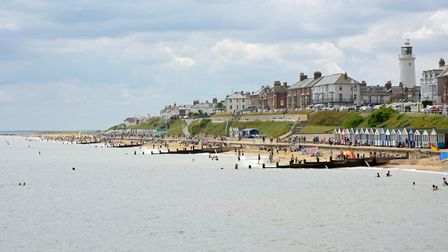 Southwold is ranked number two in the new Mindful Getaway Guide. Picture: JANICE POULSON