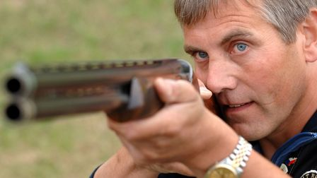 Adrian Last is an outstanding clay pigeon shooter. Picture: ARCHANT