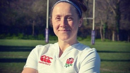 Bury's Steph Hanratty is one of the contenders for Suffolk Sports Personality of the Year. Picture: