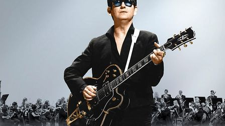 The hologram of Roy Orbison, who died in 1988, will be backed by the Royal Philharmonic Concert Orch