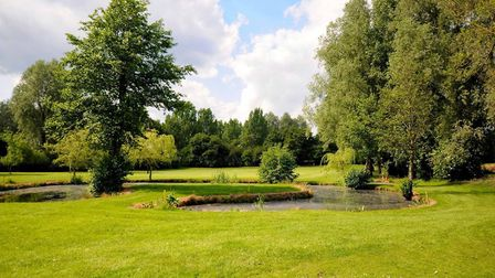 Cretingham Golf Club, renowned for its picturesque greens, is to close. Picture: ARCHANT LIBRARY