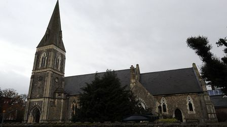 Thieves also struck at St Andrew's Church in Melton. Picture: ARCHANT LIBRARY