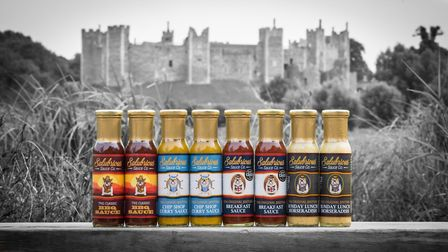 Woodbridge-based Salubrious Sauce Co has just signed a deal to export its sauces to Russia. This is
