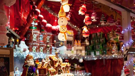 Take part in some festive fun at a Christmas market. Picture: ANYABERKUT/GETTY IMAGES/ISTOCKPHOTO