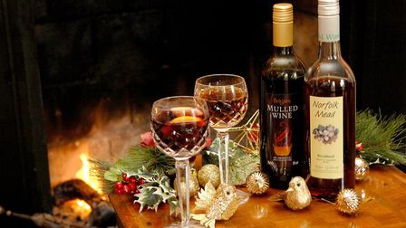 Enjoy a class of mulled wine this weekend. Picture: COLIN FINCH