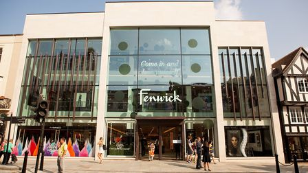 Fenwick in Colchester town centre. Picture: CONTRIBUTED