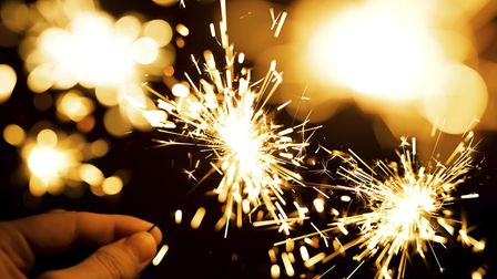 Going to smaller firework dislays and enjoying the simple pleasure of lighting up the night sky with