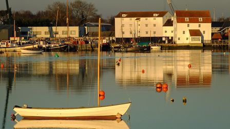 Suffolk Coastal, with its picturesque towns such as Woodbridge, is among the UK's best places to liv