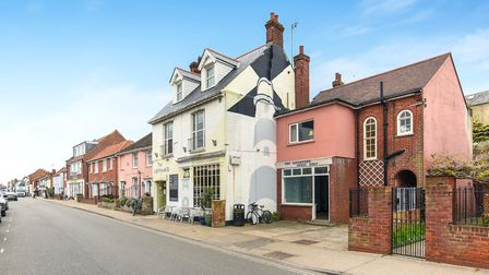 Aldeburgh in Suffolk Coastal, is another attractive place to live. Picture: ARCHANT LIBRARY