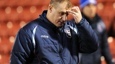 Paul Jewell followed Roy Keane, and spent a lot of time scratching his head searching for a winning