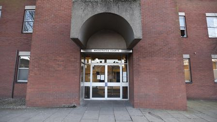 South East Suffolk Magistrates' Court, Ipswich. Picture: GREGG BROWN