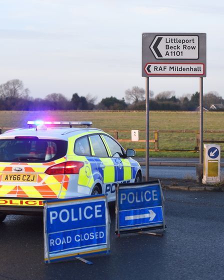 West Suffolk MP Matthew Hancock has reacted to the events at RAF Mildenhall. Picture: GREGG BROWN