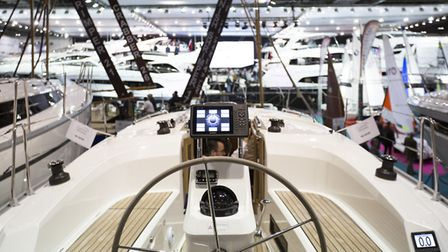 Latest technology at the London Boat Show 2018. Photo: onEdition