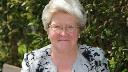 Jennie Jenkins stood down as Babergh leader. Picture: SARAH LUCY BROWN