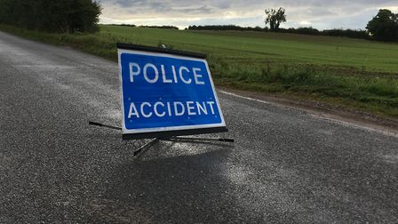 Emergency services are attending the crash (file image) Picture: ANDREW HIRST