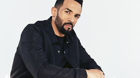 Craig David will perform at Newmarket Nights next year. Picture: ANDREW WHITTON