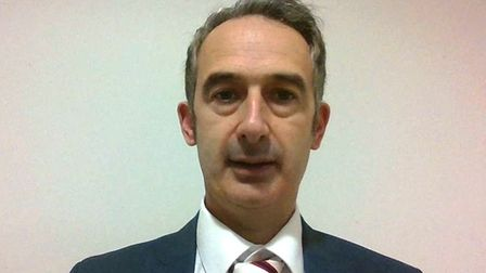 Greater Anglia Community Partnerships Manager Paul Haynes. Picture: Greater Anglia