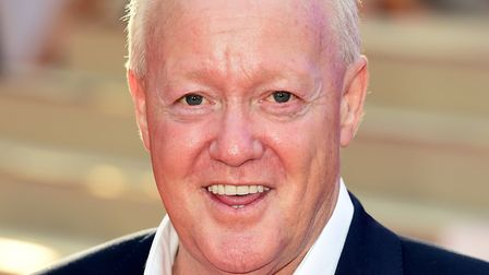 Keith Chegwin at the world premiere of David Brent: Life On The Road at Leicester Square, London. Th